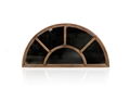 Ventana Half Circled Mirror