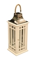 OUTER BANKS WOODEN LANTERN-M