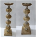 Set of Global Candle Stands