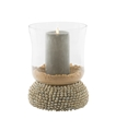 CYPERIA ANNALUS SHELL CANDLE HOLDER - LARGE
